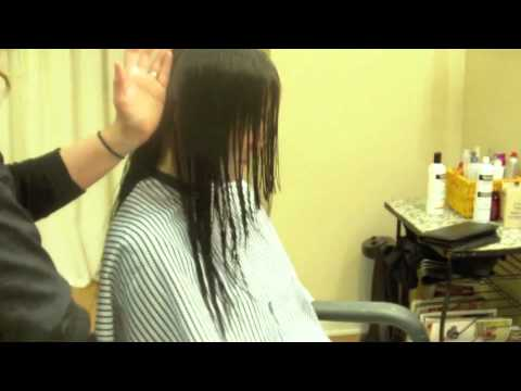 Haircut - Subscribe to Hairstylist How-to for new video updates! Facebook: https://www.facebook.com/tammyfavatahairstylist Visit my blog: http://www.tammyfavata-hairst...