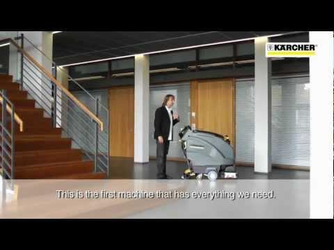 Karcher B40 W Новая поломойная машина