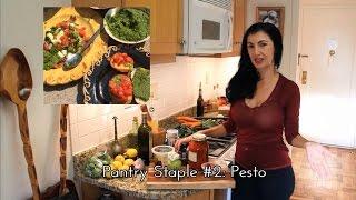 Top 5 Living in Italian Pantry Staples