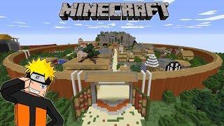 Video DESA KONOHA versi Minecraft MP3, 3GP, MP4, WEBM, AVI, FLV Maret 2018