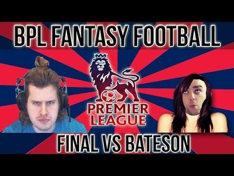 FIFA 14 BPL FANTASY FOOTBALL FINAL VS BATESON | FIFA 14 ULTIMATE TEAM