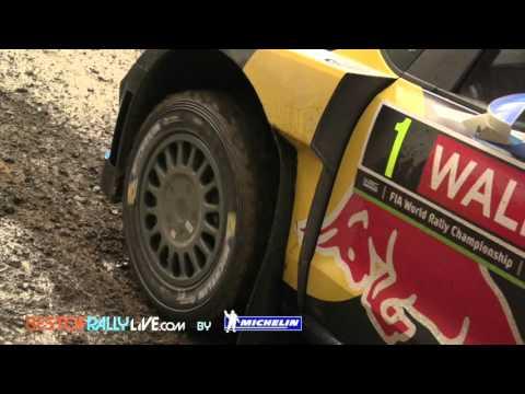 Vídeo shakedown WRC Rally Gran Bretaña 2015