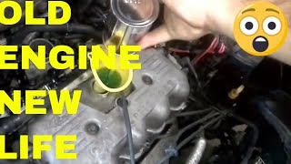 8. Fix Low Compression and/or Engine Noise for less $10.00