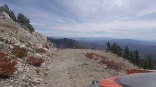 9. Polaris General Trinity Mtn Lookout 9500ft gopro session time lapse