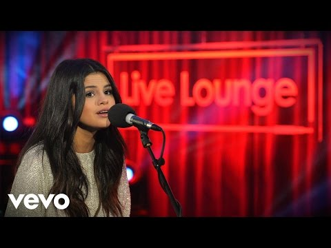 Good For You in the Live Lounge - SELENA GOMEZ