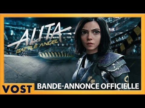 Alita : Battle Angel | Nouvelle Bande-Annonce Officielle | VOST HD