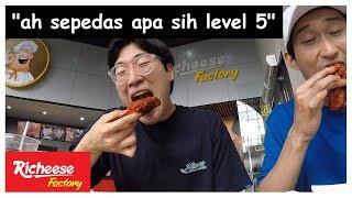 Video Oppa Alay Menyesal Makan Richeese Factory Level 5 MP3, 3GP, MP4, WEBM, AVI, FLV April 2019