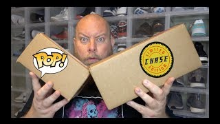 Video 2 Funko Pop MYSTERY BOXES With Possible CHASES Inside + CHRONO TOYS HIGH ROLLER MYSTERY BOX!! MP3, 3GP, MP4, WEBM, AVI, FLV Oktober 2018