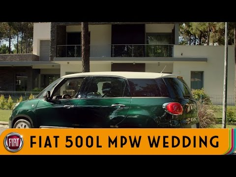 Fiat 500L - MPW 7 Seats : Wedding