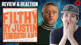 Justin Timberlake - FILTHY   Song Review