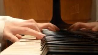 Piano cover of Babylon 베이빌론 - 너 나 우리 (U and Me / BETWEEN US / You, Me & Us) (feat Dok2) ~