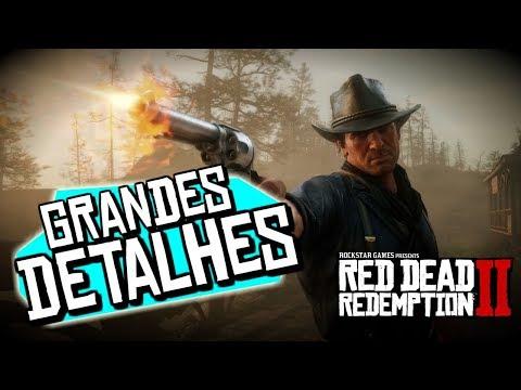Red Dead Redemption 2 - Grande Analise do Novo Gameplay Trailer