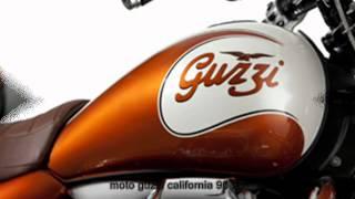 1. 2012 Moto Guzzi California 90 LE
