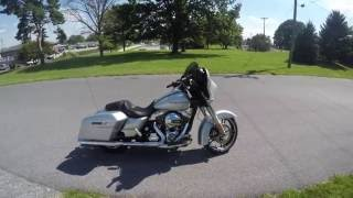 7. 2014 Harley Davidson Street Glide FLHX Test Drive review