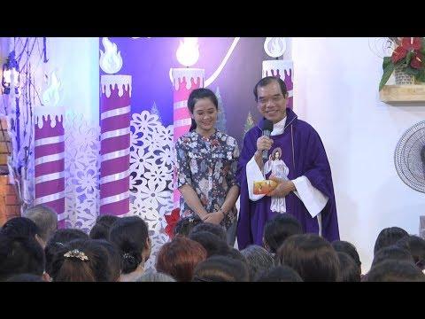 GDTM - Bài giảng Lòng Thương Xót Chúa ngày 18/12/2017