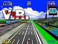 1992 [60fps] Virtua Racing Beginner ALL