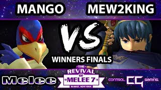 RoM 7 – MIOM | Mango (Fox, Falco) Vs. CT EMP | Mew2King (Sheik, Marth) SSBM Winners Finals