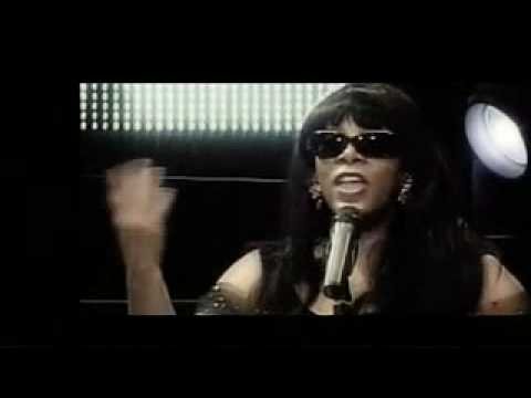 Donna Summer - Fame (The Game) (видео)