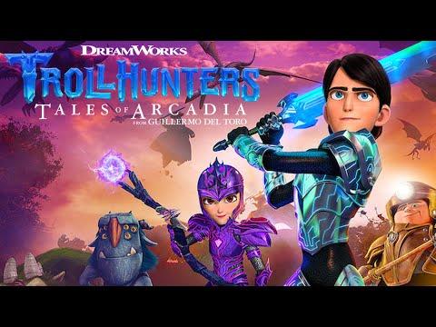 TROLLHUNTERS DEFENDERS OF ARCADIA THE GAME