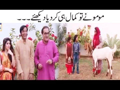 Momo Nay Tou Kamal hi Kar diya Dekhiye..