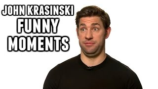 Video John Krasinski Funny Moments MP3, 3GP, MP4, WEBM, AVI, FLV Maret 2018