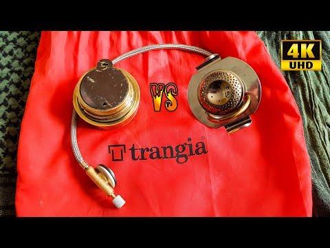 Trangia Spirit Burner Vs Gas Adaptor - Boil Test 27 Series