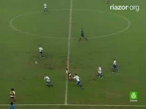 El Deportivo rumbo a la UEFA - goles de Riki