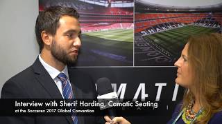 Interview with Sherif Harding, Camatic Seating