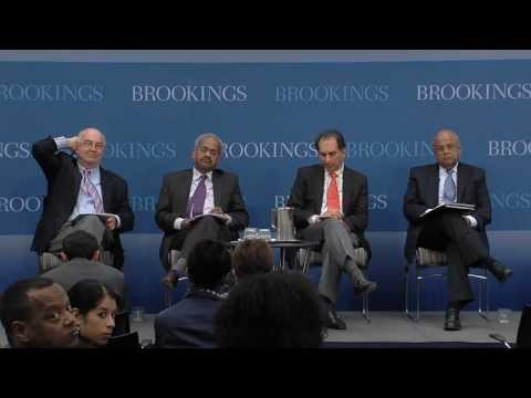 Inequality and Inclusive Growth in Africa: A Conversation with South African Finance Minister Pravin Gordhan