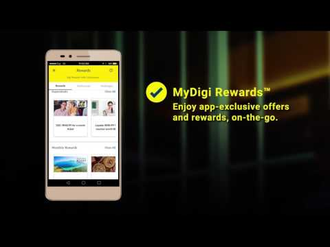 The All New MyDigi App thumbnail