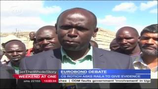 KTN Weekend at One Full Bulletin February 14th, 2016
