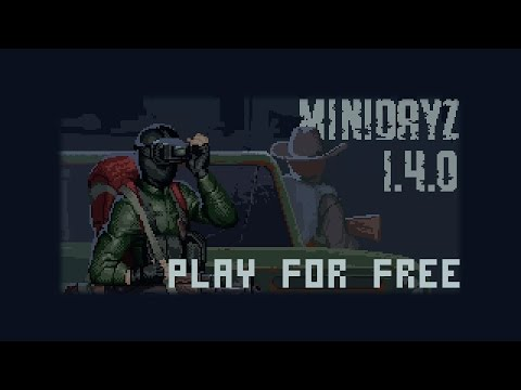 Mini Dayz gameplay