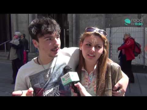 i giovani di napoli e la festa della liberazione, interviste da ridere!
