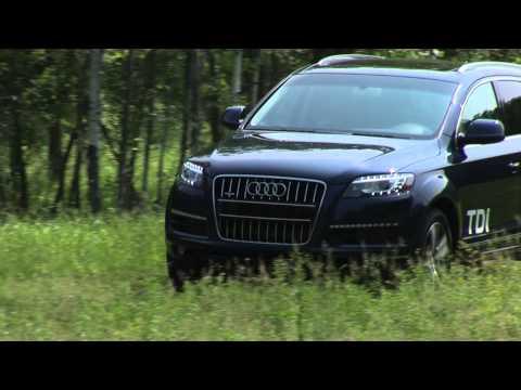 2011 Audi Q7 TDI – Drive Time Review