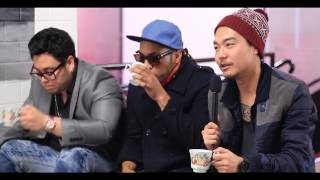Interview with Dumbfoundead, Andrew Garcia & Breezy Lovejoy (PART 1)