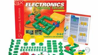 Electronics: Learning Circuits Kit