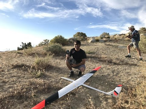 FASTEST RC AIRPLANE IN THE WORLD!  Transonic DP -- 545mph!!