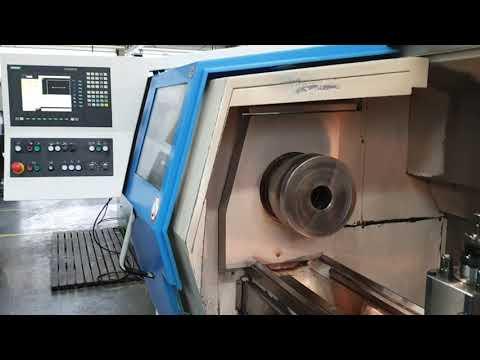 Токарный станок с ЧПУ (CNC) VDF BOEHRINGER DUS 630 Ti 2000