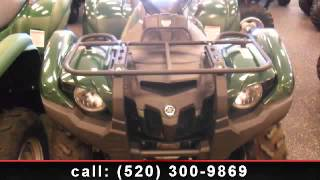 10. 2012 Yamaha Grizzly 550 FI Auto 4x4 EPS - RideNow Powerspor