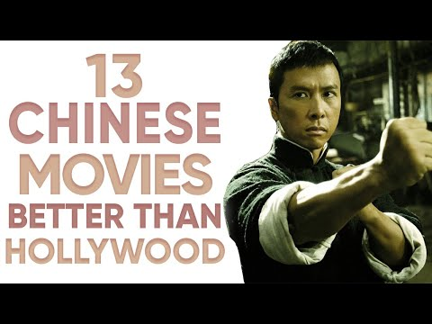 13 Chinese Movies That Are Better Than Hollywood Movies [Ft HappySqueak]