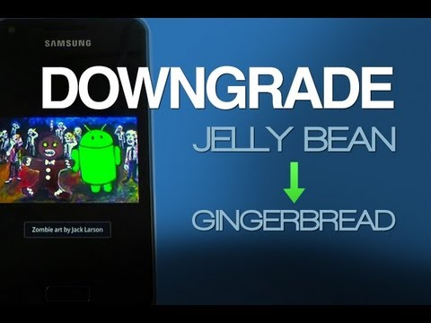 comment installer gingerbread galaxy s