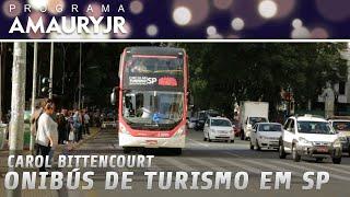 Carol Bittencourt - Onibus de Turismo em SP
