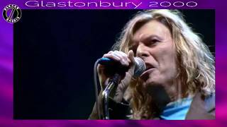 David Bowie - All The Young Dudes - Live - Glastonbury 2000