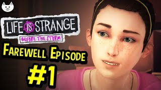 Life is Strange Farewell BONUS Episode - MAX IS BACK! - (Before the Storm Episode 4 Gameplay Part 1)