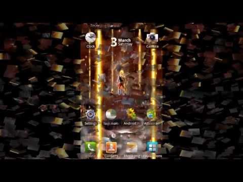Video of Namek Destruction LWP