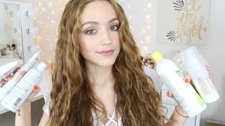 My Natural Hair Routine + Favorite Products! by Kathleen Lights