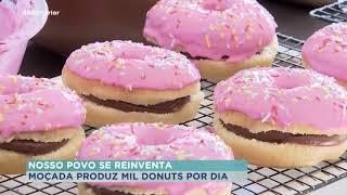 Venda de Donuts na faculdade se torna a principal renda de jovens baruenses
