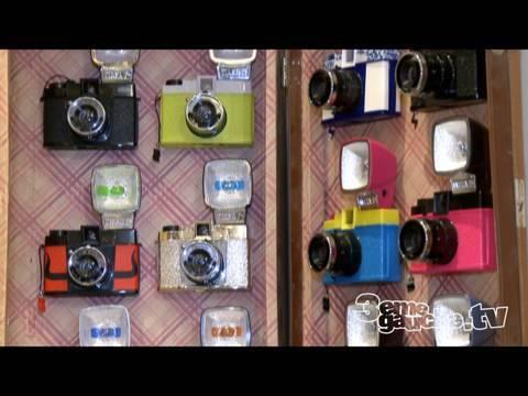 Lomography : Boutique d'appareils photo vintages à Paris