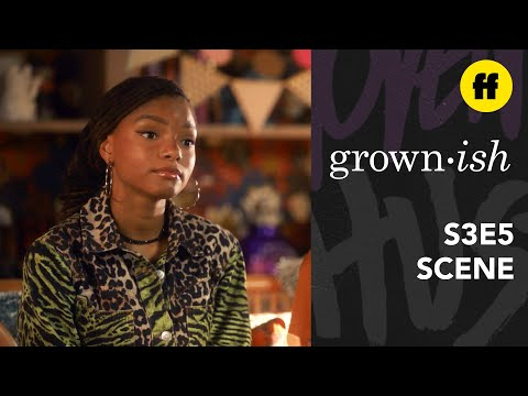 "grown-ish Season 3, Episode 5 | Team ""Tell The Baby Daddy"" Vs. Nomi | Freeform"