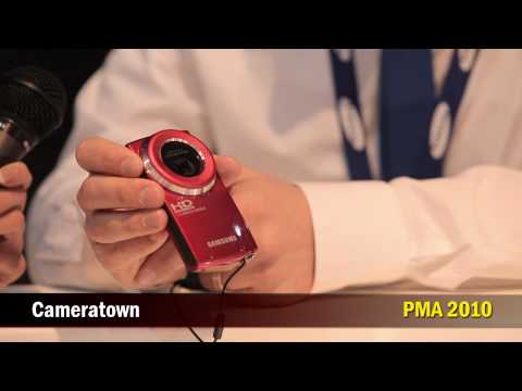 Samsung HMX-U20 Compact Camcorder